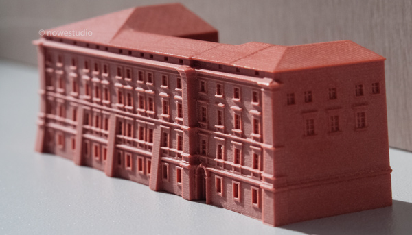 model 3D / Nowe Studio